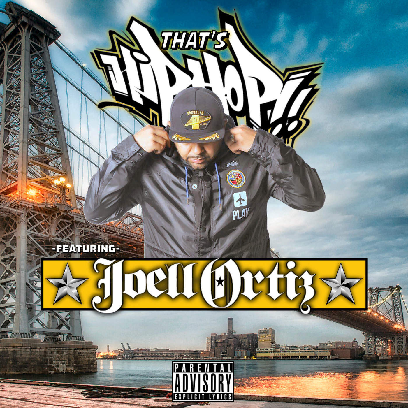 Joell Ortiz - That's Hip Hop Cover