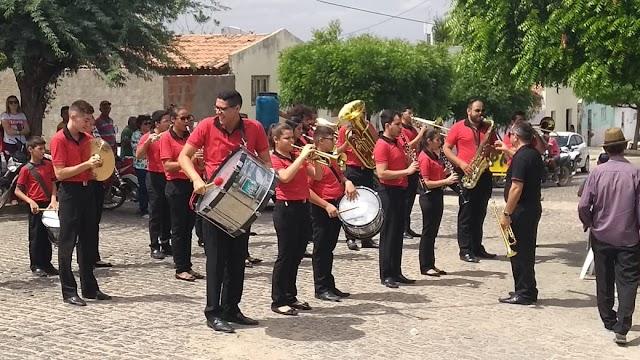 Hoje em Marcelino Vieira -Inaugurações