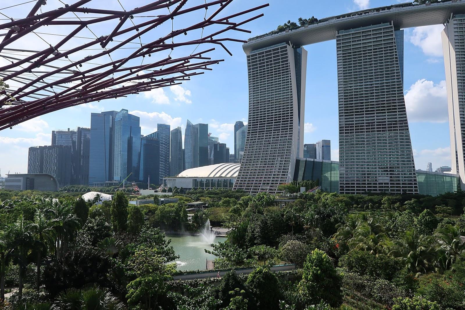 co zobaczyć w singapurze