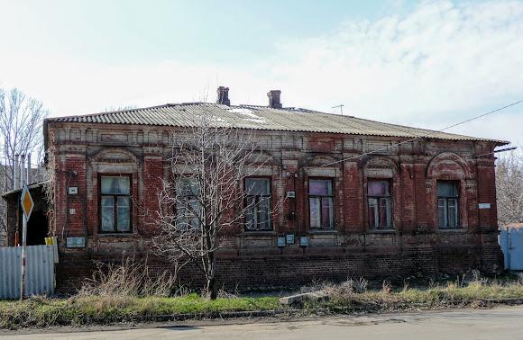 Слов'янськ. Будинок Проскурякова