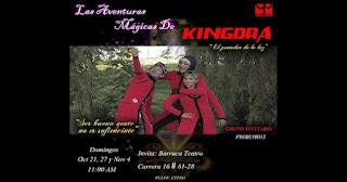 POS 2 Las aventuras mágicas de kingdra