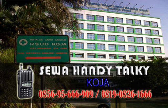 Pusat Sewa HT Koja Pusat Rental Handy Talky Area Koja