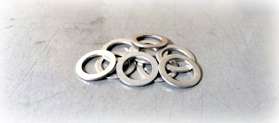 Custom/special flat 300 stainless steel flat washer - Engineered Source is a supplier and distributor of special/custom flat washers in stainless steel material - covering Santa Ana, Orange County, Los Angeles, Inland Empire, California, United States, and Mexico