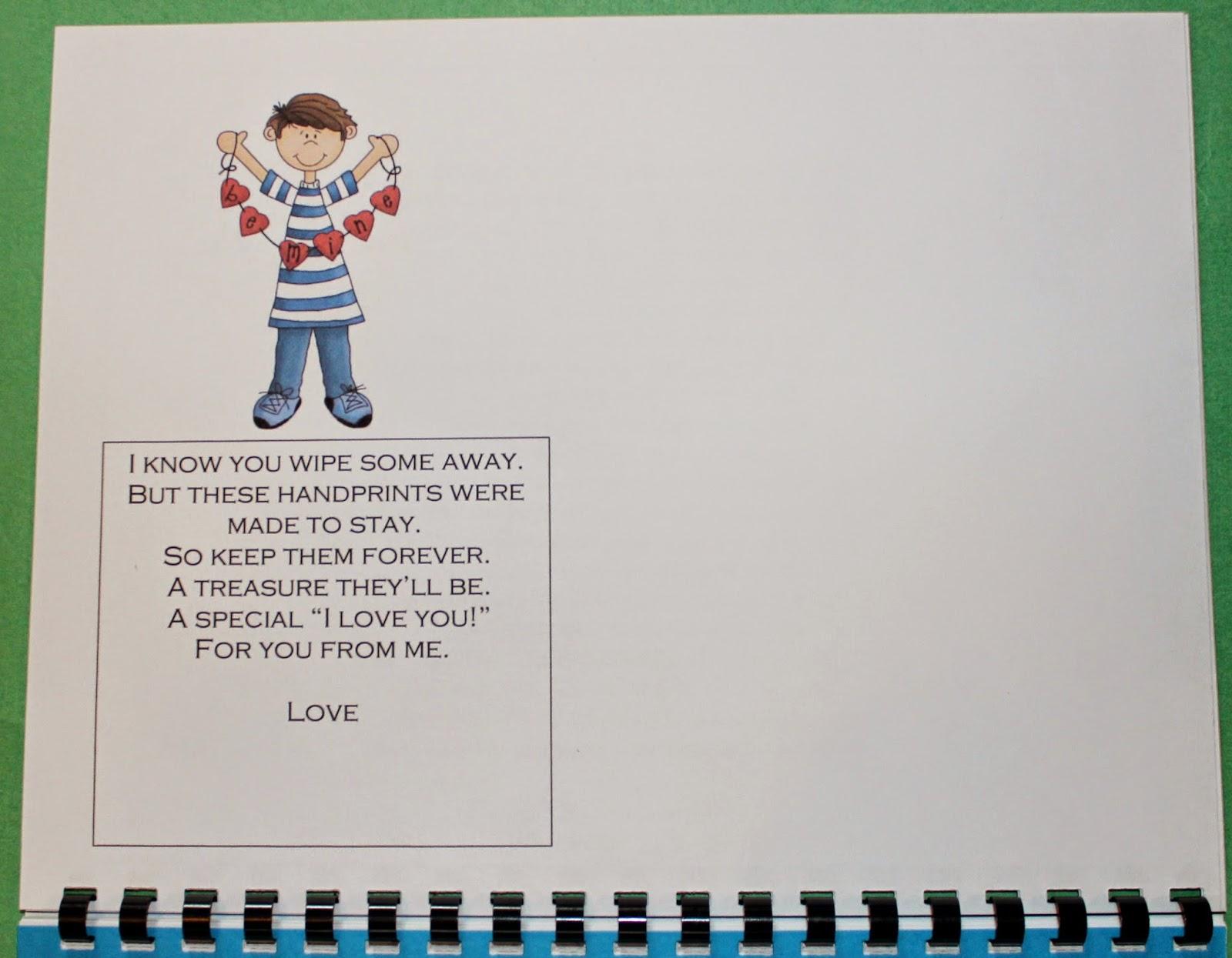 handprint calendar little giraffes teaching ideas a to