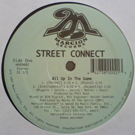 Bringing Real Rap Back: Street Connect - All Up In The Game / Rollin