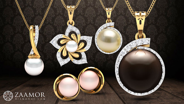 Pearl Collection- Zaamor Diamonds