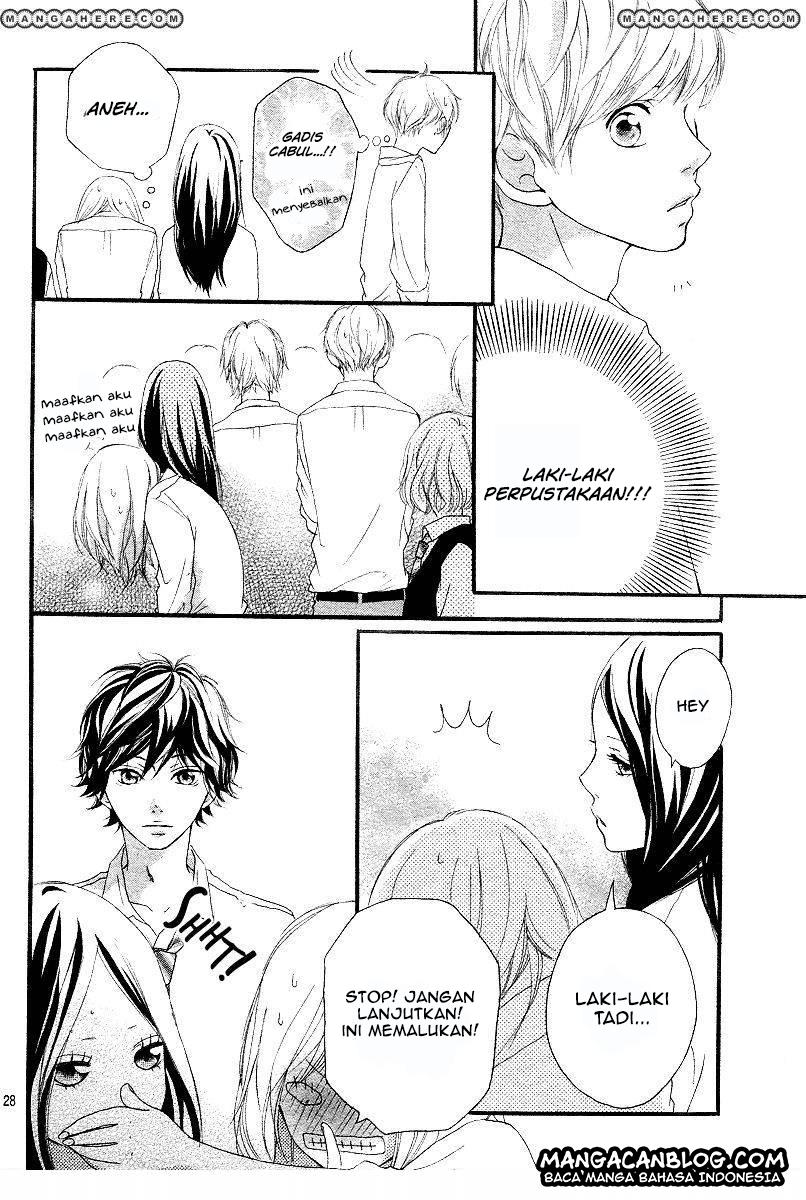 Ao Haru Ride Chapter 14-29