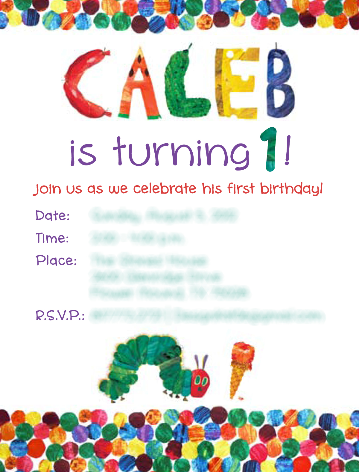 Birthday Invitations Kinkos