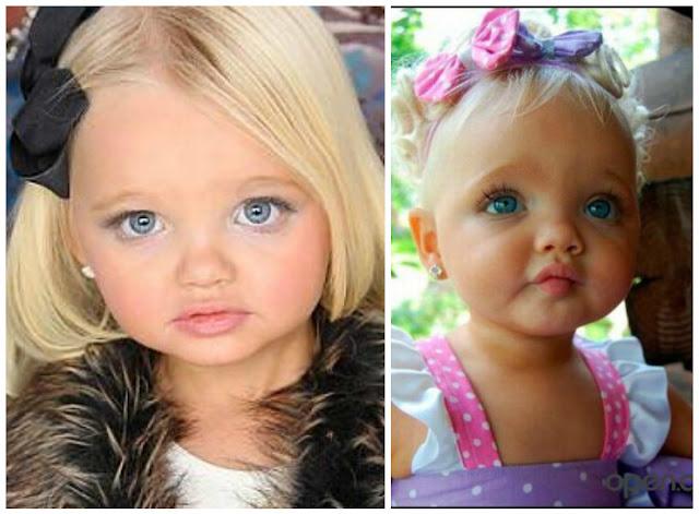 Посмотрите, как сложилась дальнейшая судьба этой девочки, которую родители хотели сделать моделью
