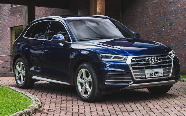 Novo Audi Q5 2019 Security - Blindado