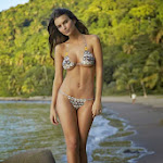 El Asombroso Bodypaint De Emily Ratajkowski Para Sports Illustrated. Foto 6
