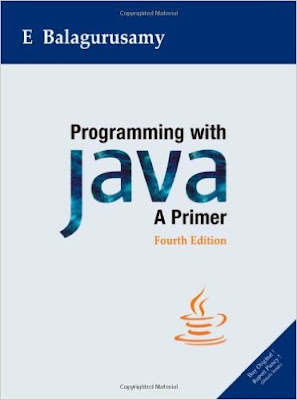Download Free Tata McGraw Hill balaguruswamy Java Programming book PDF