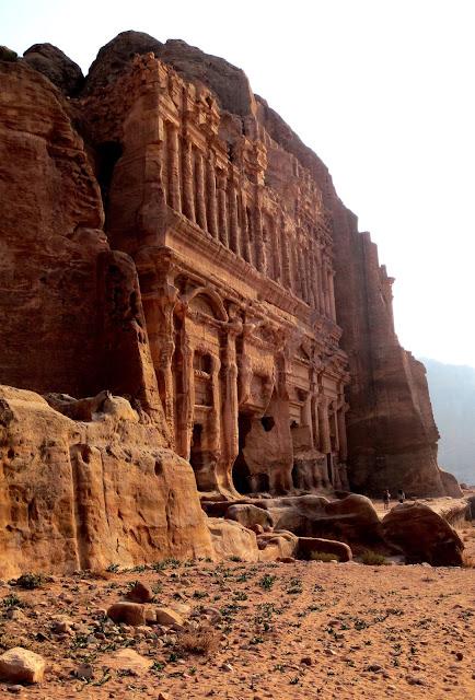 Imagen de El Monasterio en Petra