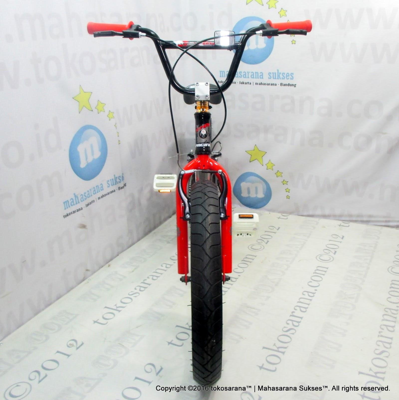 Sepeda BMX Pacific X Man 30 20 Inci Ban Jumbo News