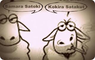 SAMARA SATOKI DAN KOKIRA SATAKUT