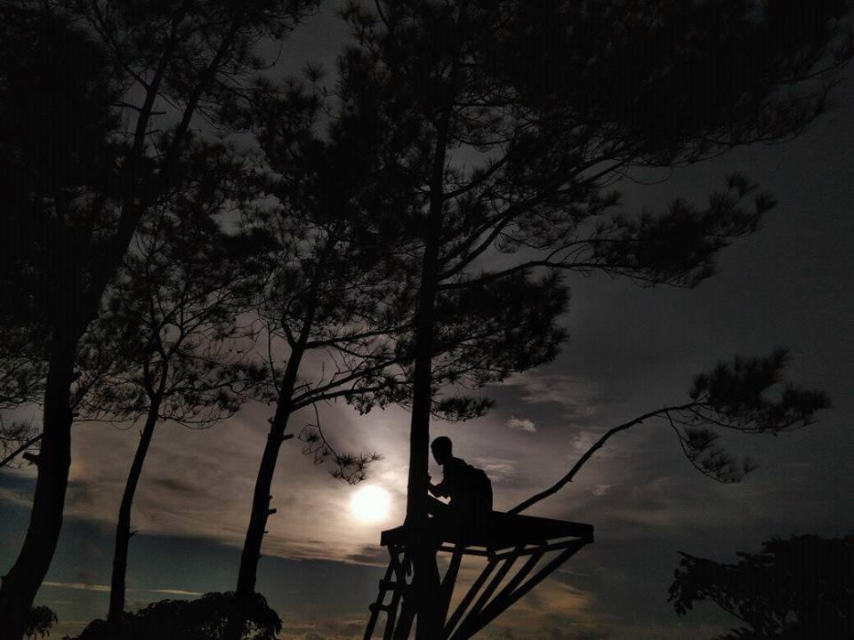 sunset puncak becici
