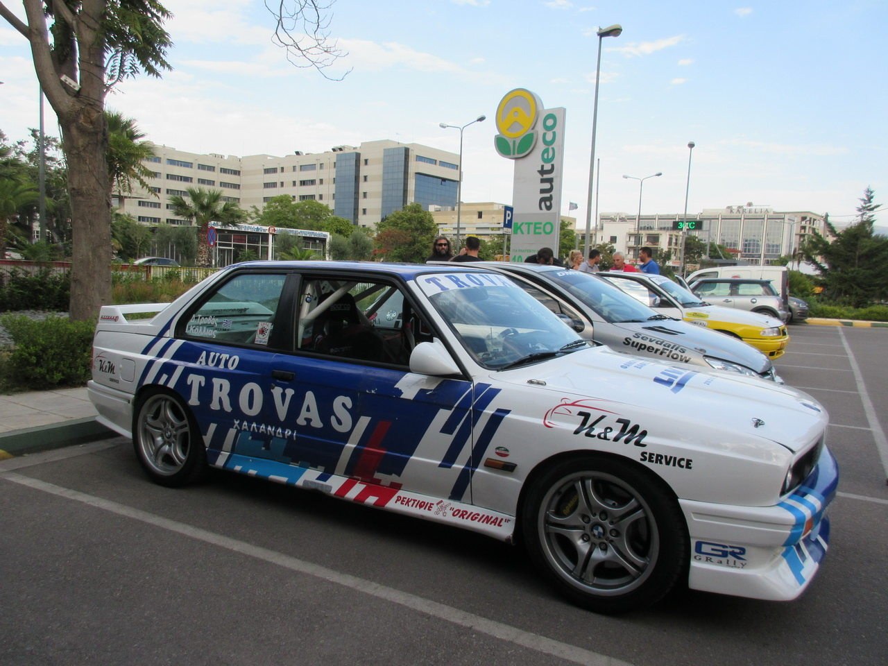 4ο Athens Rally Sprint
