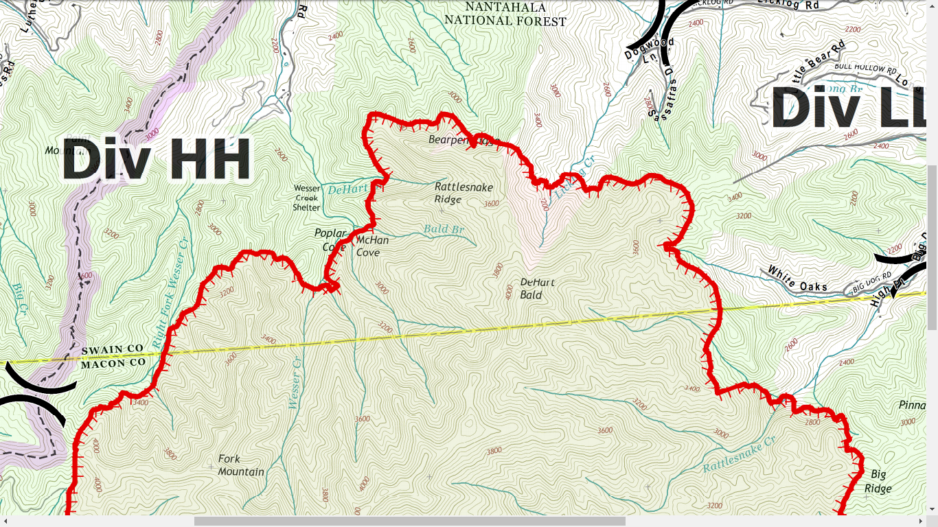 Tellico FIre Northern Portion Click Image to Embiggen
