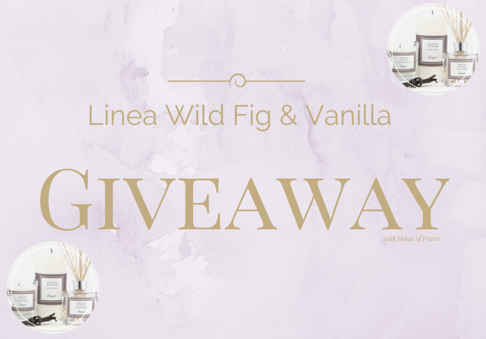 an image of Linea Wild Fig & Vanilla House of Fraser Giveaway