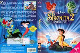 La Sirenita 2: Regreso al mar