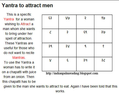Vashikaran Yantra For Men-Husband