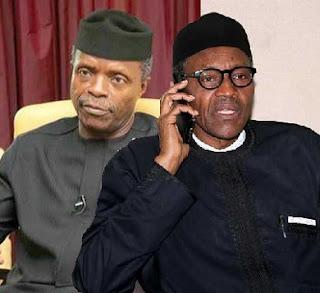 Osinbajo and Buhari