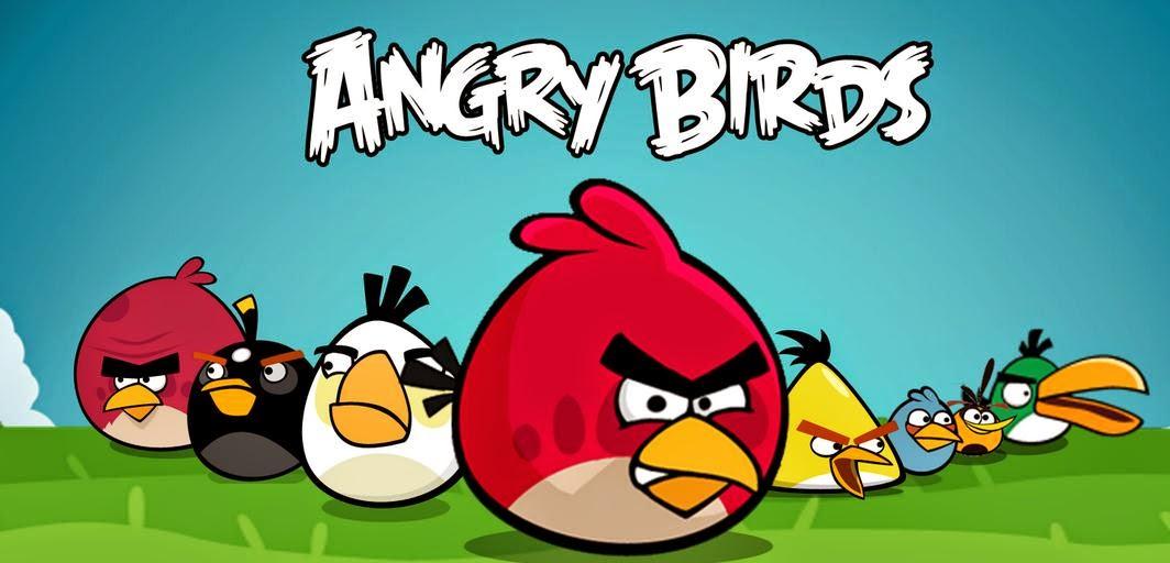 aplikasi paling laris angry birds