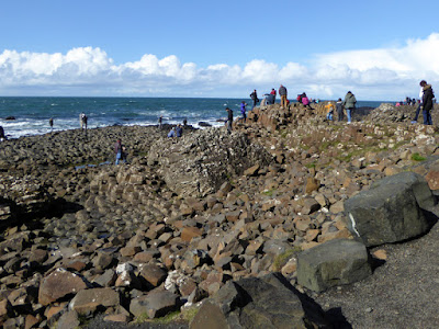 Our Ireland Adventure Day 13 - The Giant Causeway hike