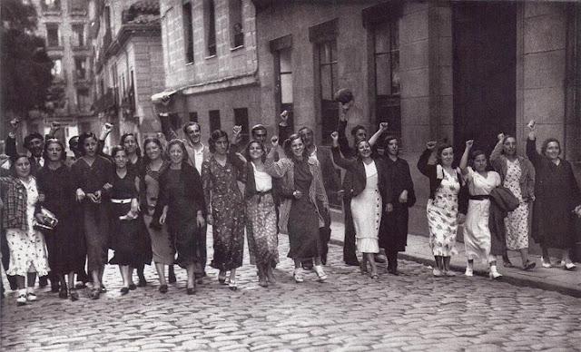 Las mujeres socialistas ante las elecciones del 12 de abril del 31