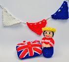 Miniature Queen Toy Knitting Pattern