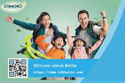Stimuno untuk Balita, Suplemen Herbal Bagus untuk Memelihara Daya Tahan Tubuh Anak