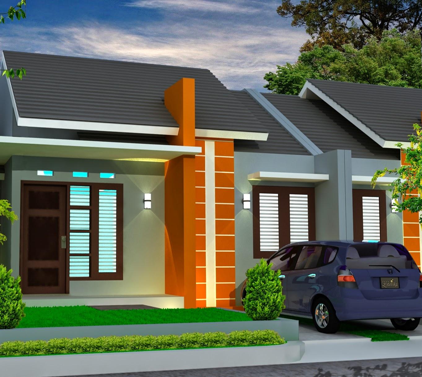 Harga Rumah Minimalis 1 Lantai Terbaru 2017 DesainRumahMinicom