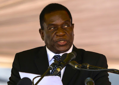 Emmerson Mnangagwa photo. PHOTO | FILE