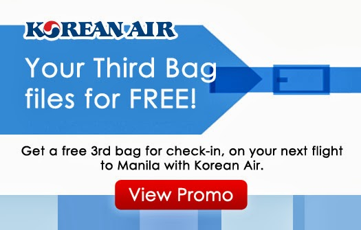 KOREAN AIRLINES PROMO CODE
