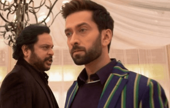 Shivaay ousts Tej from Oberoi Mansion cold war begins in Ishqbaaz