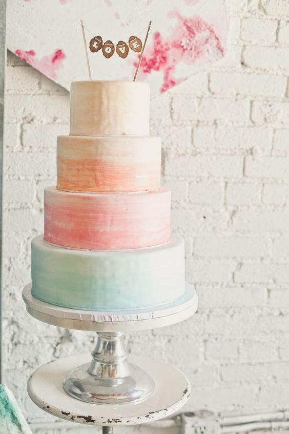 23 Gambar Foto Hiasan Desain Kue Pengantin Pernikahan Cantik