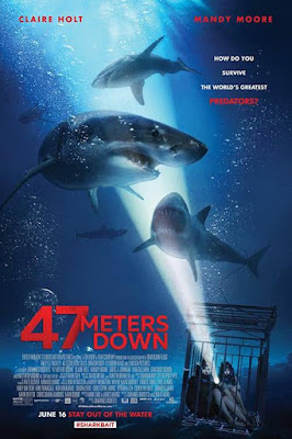 47 Meters Down 2017 DVD R1 NTSC Latino