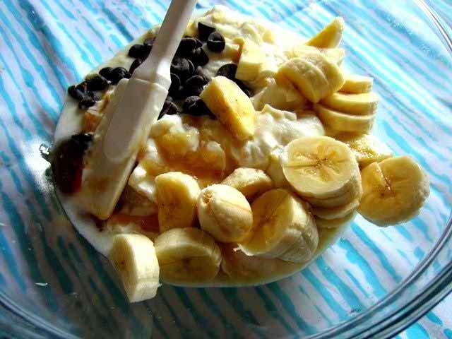 Paleo Banana Coconut Milk Ice Cream Recipe