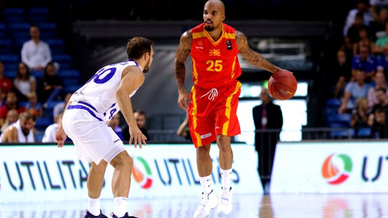 Estonia beats Macedonia in basketball pre-qualifier, only hope now is a second place finish