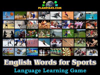 Английски Спортове Игра