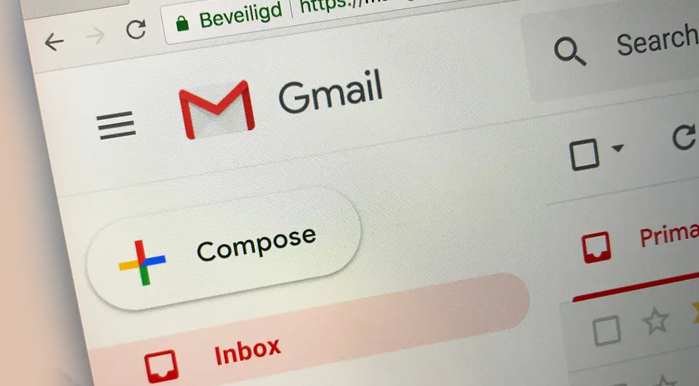 Gmail in India, email, compose, send, draft mail problem