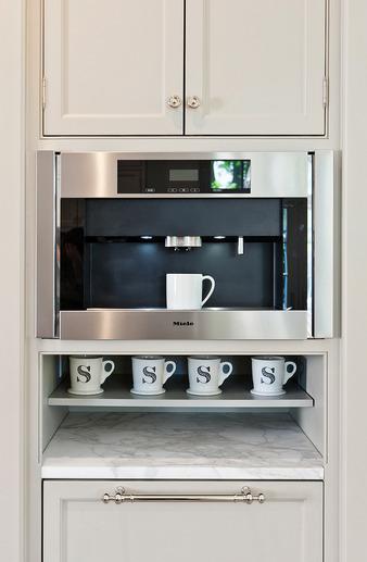 Lisa Mende Design: Built In Coffee Makers...Just Gotta ...