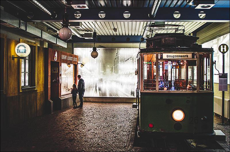 Museum Strom und Leben - Umspannwerk Recklinghausen