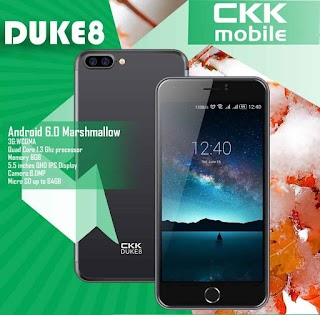 CKK Mobile Duke 8 – Phone Specifications, Price and Features
