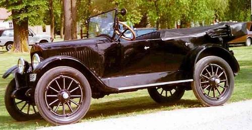 Autos Photos Voitures Des Usa Van Auken Electric Car Company 1913 1914 Vanguard