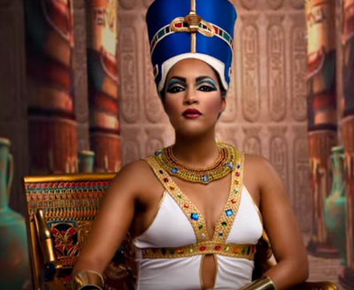 An Egyptian Queen