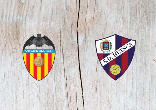 Valencia vs SD Huesca - Highlights 23 December 2018