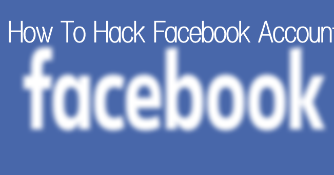 How To Hack Facebook Account 2016 - All About Amazing