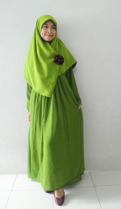 New Hijab 2014: hijab syar'i