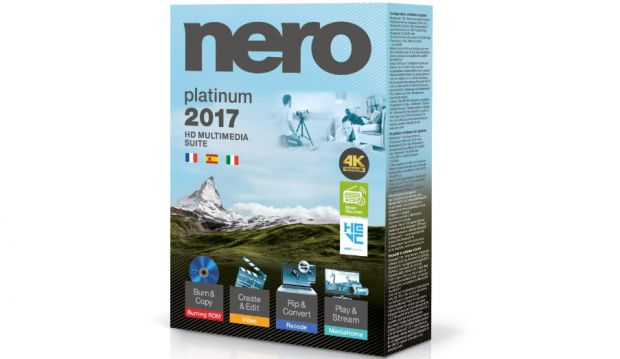Nero 2017 Platinum 18 Full Cracked Version Free Download
